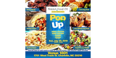 Rabbit Food Pop Up Shop tickets