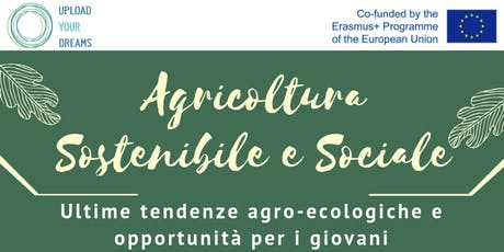 Agricoltura sostenibile e sociale e opportunità per i giovani. biglietti
