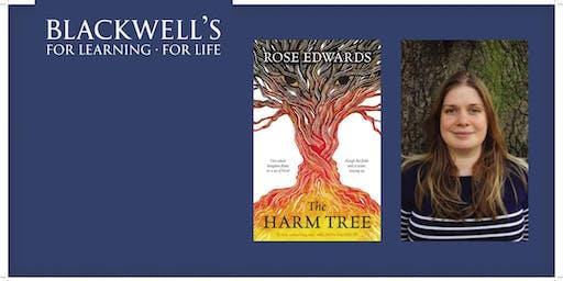 Rose Edwards, The Harm Tree Book Signing