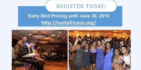 East African Convention tickets