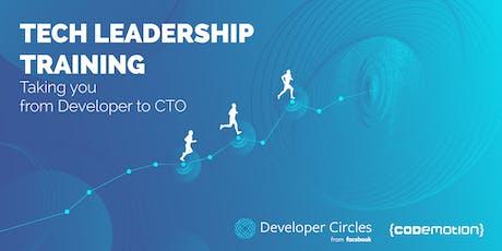 Tech Leadership Training | Milan Bootcamp biglietti
