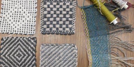 Wonderful Weaving tickets