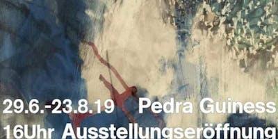 Ausstellung PEDRA GUINESS