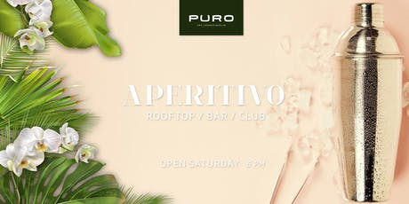 APERITIVO Rooftop Bar Club Tickets