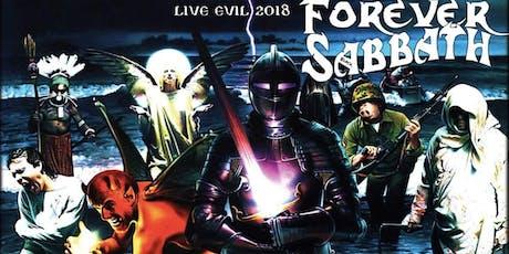 Forever Sabbath tickets