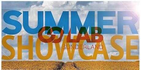 Colab Sunderland Summer Showcase tickets