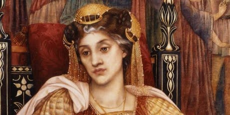 LECTURE: EVELYN DE MORGAN AND JANE MORRIS: REINVENTING PRE-RAPHAELITISM tickets