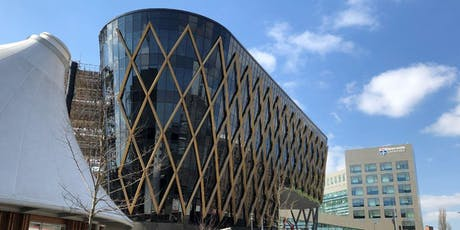 YAPF | Building Tour | The Catalyst, Newcastle  tickets