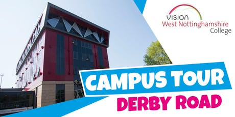 Campus Tour - Derby Road Campus tickets