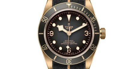 BURRELLS PRESENTS THE BASELWORLD 2019 TUDOR WATCH COLLECTION - WINCHESTER tickets