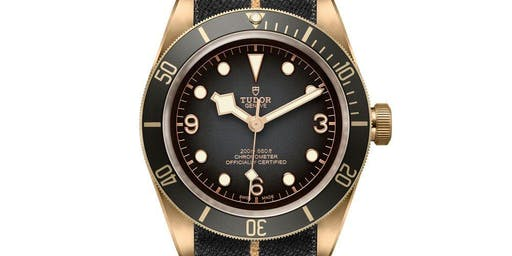 BURRELLS PRESENTS THE BASELWORLD 2019 TUDOR WATCH COLLECTION - WINCHESTER