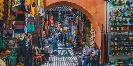 Discover Morocco with Intrepid Travel tickets