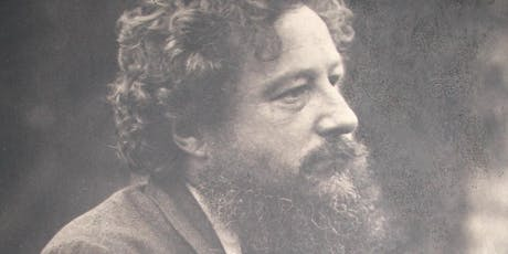 LECTURE: WILLIAM MORRIS AND THE FOUNDING OF THE BUILDING CONSERVATION MOVEMENT tickets