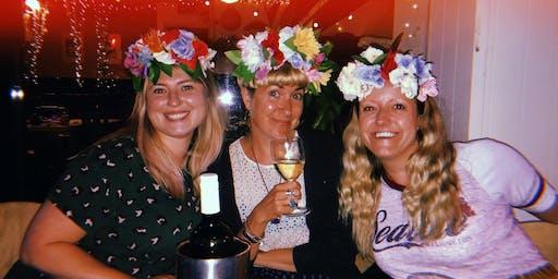 Festival Flower Headdress