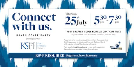 July 2019 Cover Party Featuring Kent Shaffer Homes tickets