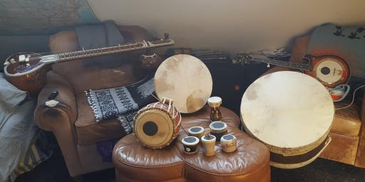 TRASHTRAMENTS: Drumstruction 101 - Making Drums from Reclaimed Material