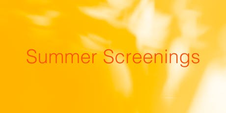 Summer Screenings at Ivorypress entradas