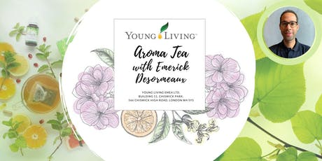 Aroma Tea with Emerick Desormeaux tickets