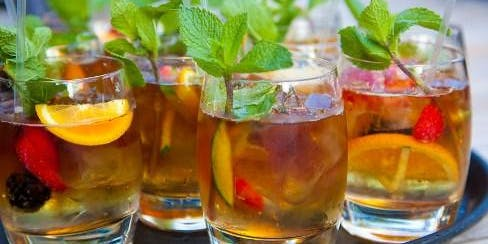 Pimm's and Pilates