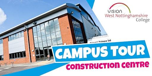 Campus Tour - Construction Centre