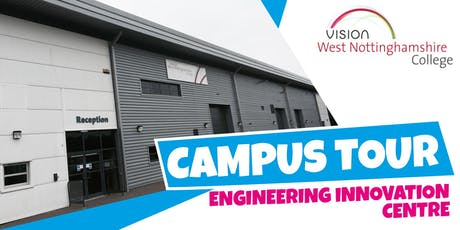 Campus Tour - Engineering Innovation Centre tickets