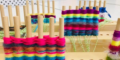 SUMMER ART WORKSHOP: Weaving