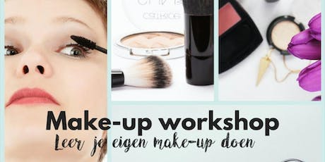 Make-up workshop tickets