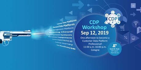 Workshop: One afternoon to become a Customer Data Platform Professional! tickets