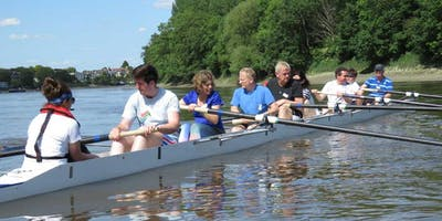 COME AND HAVE SOME ROWING FUN - THE ESBC ROWING TASTER DAY