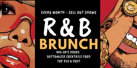 R&B Brunch v Hip-Hop Brunch NYD tickets