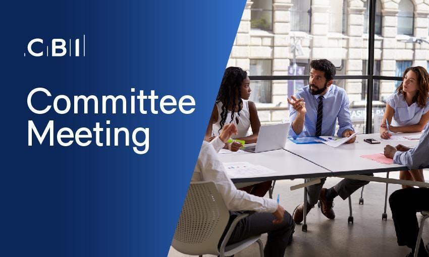 CBI Under 35 Committee - Trust in Business Launch