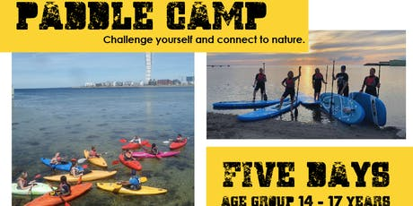 Paddle Camp tickets