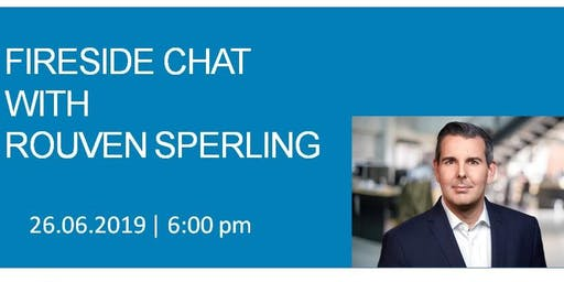 Fireside chat with Rouven Sperling