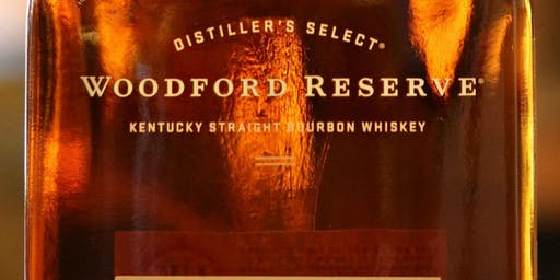 The Whiskey Social - Woodford Reserve with Carl Brown