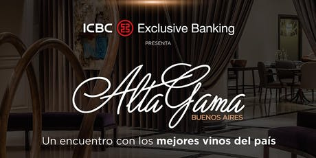 Alta Gama Buenos Aires 2019 entradas