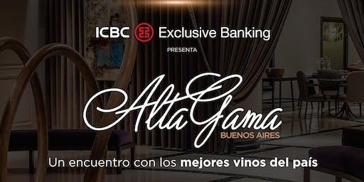 Alta Gama Buenos Aires 2019