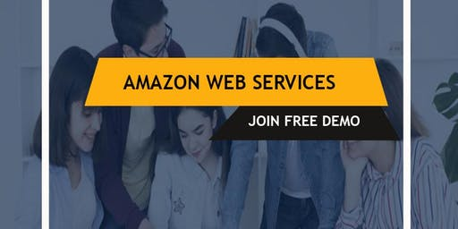 Aws New Batch in Bangalore by Mr Sameer