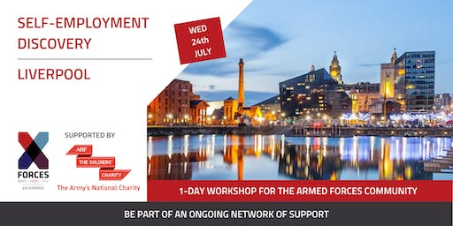 Self-Employment Discovery Workshop: Liverpool