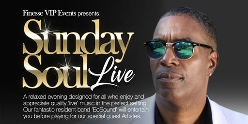 Sunday Soul Live with Cornell C.C.Carter