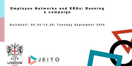 Running a Campaign: Employee Networks & ERGs tickets