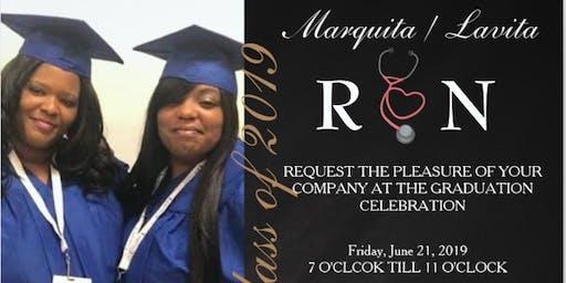 Lavita / Marquita Newell Graduation