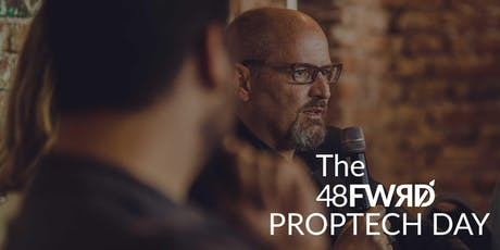 The 48forward PropTech Day tickets