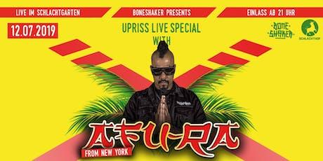 Boneshaker Sound with Afu-Ra (live) Tickets