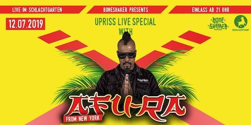 Boneshaker Sound with Afu-Ra (live)
