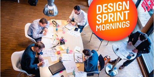 Design Sprint Morning – Deep Diving!