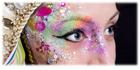 Glitter and Festival Make-up Course tickets