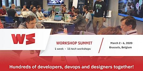 Workshop Summit tickets