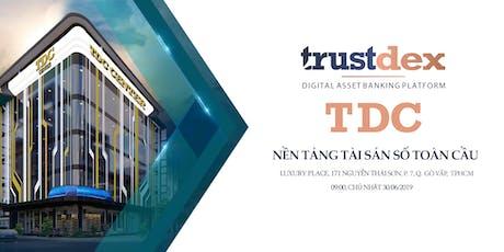 TDC - A Global Digital Asset Platform tickets