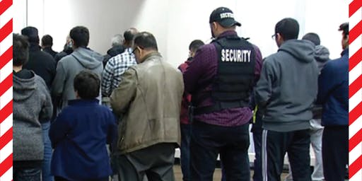 National Mosque Security Training - Maidenhead Mosque