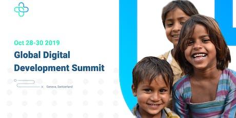 Global Digital Development Summit  billets